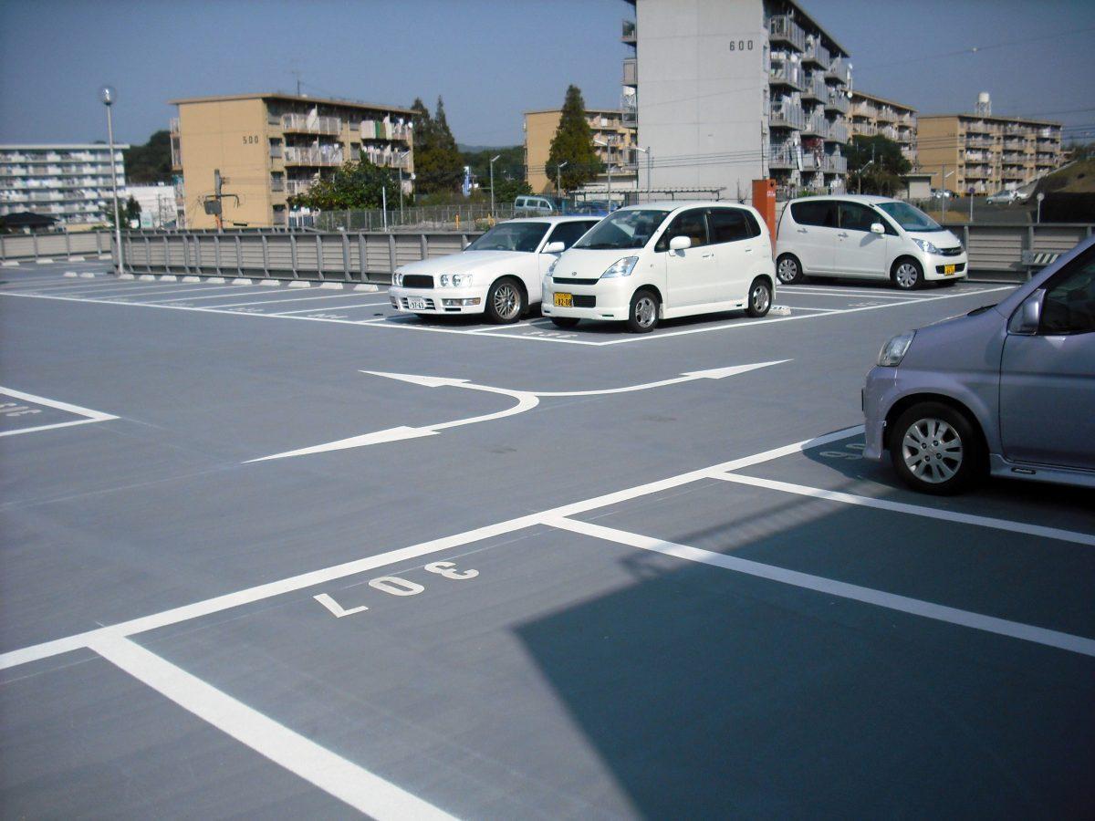 グリーンパーク立体駐車場